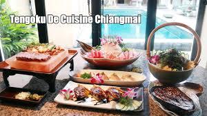 site de cuisine tengoku de cuisine chiangmai vr 360