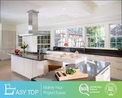 white kitchen cabinets with black quartz china white lacquer kitchen cabinets joinery with