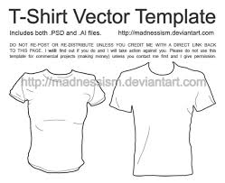layout kemeja photoshop 54 blank t shirt template exles to download vector and raster