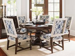lexington dining room set love this fabric for dining room chairs kilimanjaro cape verde