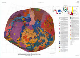 Mars Map Mars Geologic Geomorphic Map Of The Chryse Planitia Region Usgs
