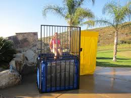 dunk booth rental dunk tank rentalss l o county local home