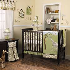 Giraffe Baby Decorations Nursery by Boy Crib Bedding Nurserybabybedding Com Moremi Baby Crib