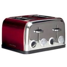 Bella Linea 4 Slice Toaster Smeg Toaster 2 Slice Toasters Kitchens And Dining Area