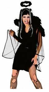 Fallen Angel Halloween Costumes Ladies Halloween Costumes