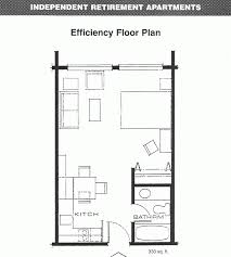 best floor plan apartment efficiency apartment plans bedroom apartments small for