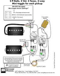 wiring diagram 2 pickup 3 way switch one volume wiring diagram