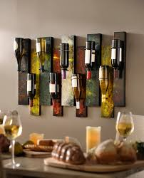 wall ideas decorative wall wine rack inspirations decorative