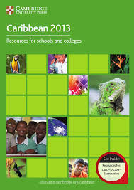 cambridge caribbean 2013 catalogue by cambridge university press