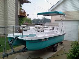 el debo electric pontoon boat sold youtube