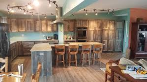 rustic barn wood kitchen cabinets custom rustic kitchen cabinets vienna woodworks