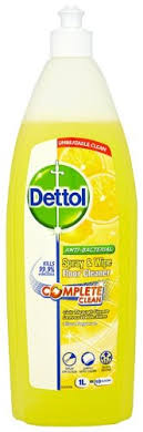 dettol complete clean anti bacterial spray and wipe floor cleaner