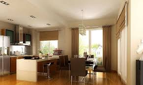Open Kitchen Dining Room Designs by The Most Cool Kitchen Dining Room Design Kitchen Dining Room