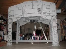 Star Wars Imperial Walker Loft Bed YouTube - Star wars bunk bed