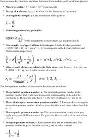 physics ii for dummies cheat sheet dummies