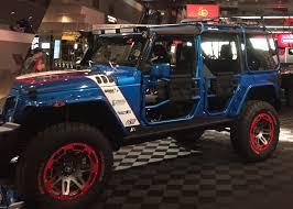 sema jeep 2016 sema 2016 coverage askpatty com