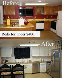 small kitchen ideas on a budget before and after kitchen crafters