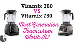 vitamix black friday amazon vitamix 780 vs 750 review is the touchscreen worth it blender