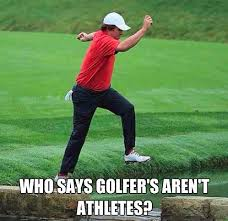 Golf Memes - meme of the day golfers are athletes lol golf memes pinterest