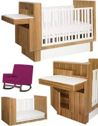 double duty modern cribs for my organizing monday at home with