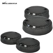 maluokasa turn signal housing cases front u0026rear lens cover for
