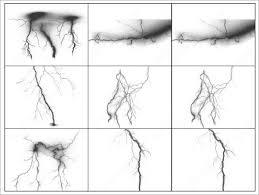 629 photoshop lightning brushes free abr psd eps format
