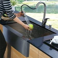 Vigo Stainless Steel Pull Out Kitchen Faucet Vigo Stainless Steel Faucet Taxmgt Me