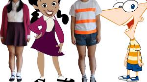 last minute halloween costumes hello kitty penny proud phineas