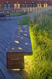Bench Lighting 25 Modern Outdoor Lighting Design Ideas Bringing Beauty And