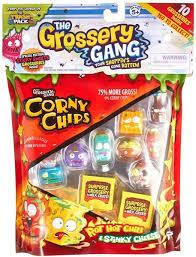 grossery gang large trash pack 10 figures season 1 price