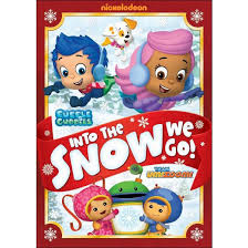 bubble guppies team umizoomi snow target
