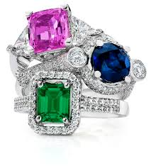 faux engagement rings faux gemstone engagement rings my faux