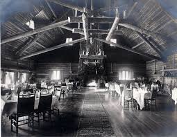Yellowstone National Park Old Faithful Inn Dining Room Flickr - Old faithful inn dining room menu