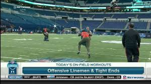 greg robinson at the 2014 nfl combine youtube