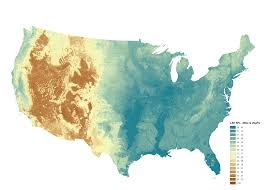 Interactive United States Map by Mapping Sound Natural Sounds U S National Park Service