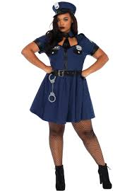 plus size womens costumes women s plus size flirty cop costume costumes