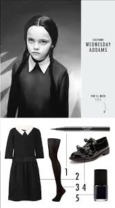 wednesday addams halloween costume a scary doll halloween costume on the hunt