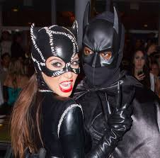 catwoman halloween costume mask harley quinn and batman popular couples halloween costumes of
