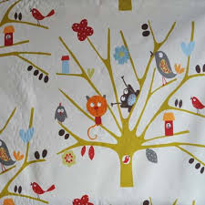 Fabric For Nursery Curtains Curtain Fabric Uk Nursery Gopelling Net