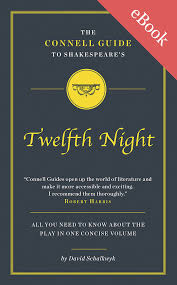 shakespeare u0027s twelfth night study guide connell guides
