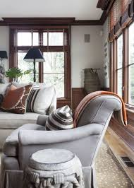 the best neutral paint colours to update dark wood trim best