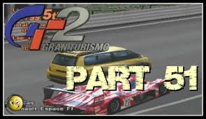 renault espace f1 let u0027s play gran turismo 2 part 51 millenium in rome 2 hr