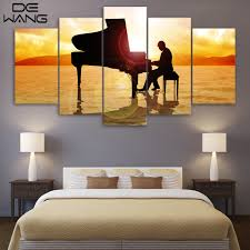 Music Decorations For Home Online Get Cheap Poster Music Piano Aliexpress Com Alibaba Group