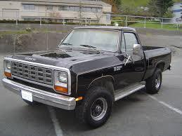 Dodge Ram Utility Truck - coal 1984 dodge power ram u2013 the seed of mopar mania is planted
