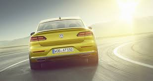 volkswagen yellow volkswagen u201c paskelbė kiek lietuvoje kainuos naujasis u201earteon