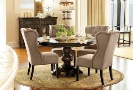 Chair Covers For Dining Room Chairs Captivating Wingback Dining Room Chairs With Dining Room Wingback