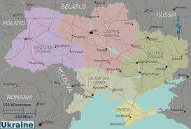 Map Ukraine Ukraine Regions Map U2022 Mapsof Net