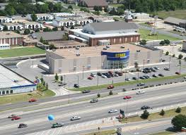 Walmart Supercenter Floor Plan by Walmart Supercenter Aerial