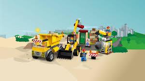 lego 6175380 juniors demolition site 10734 building kit building