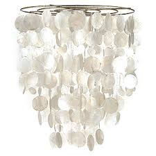 Capiz Shell Light Fixtures Nursery Progress Light Fixture Shopping All You Need Is Love